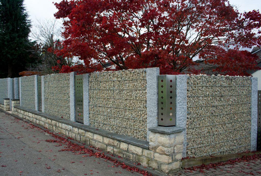 Zaun Und Sichtschutz Garten Und Landschaftsgestaltung Th Stucklin